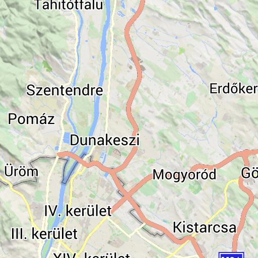 baja térkép útvonaltervező Útvonaltervezés   Térképes útvonaltervező   Magyarország térkép
